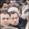 Jean-Luc Delarue à l'enterrement de Claude Berri, un chagrin terrible pour l'animateur...