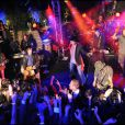 / Concert privé des Guns N' Roses à l'Arc à Paris, le 14 septembre