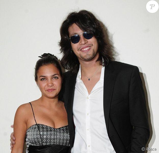 Lulu Gainsbourg et sa petite amie Ada Pasternak, Festival d'Angoulême le 28 août