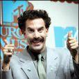 Sacha Baron Cohen dans son costume de Borat