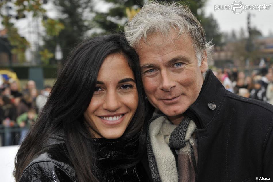 Franck dubosc et sa femme dani le purepeople - Laurent boyer sa fille ...