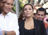 Eva Longoria et Mario Lopez : Les deux ex souriants et complices pour un après-midi ensoleillé !