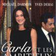 Carla et les ambitieux  de Michaël Darmon et Yves Derai, aux éditions du moment, septembre 2010