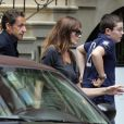 Nicolas Sarkozy et Carla Bruni à New York, du 18 au 20 septembre