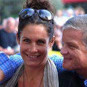 La jeune maman Astrid Veillon, Jacques Dutronc et Laurent Gerra, ont mis de jolis coups... de boule !