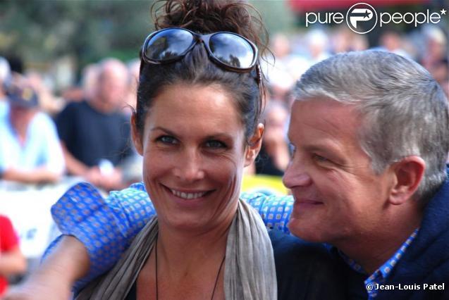 Astrid Veillon au 3e National Pasquale-Paoli, le 19 septembre 2010. L'Île-Rousse