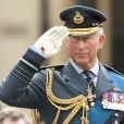 Le prince Charles lors de la commémoration de la Bataille d'Angleterre en l'abbaye de Westminster à Londres le 20 septembre 2010