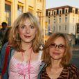 Julie Depardieu et sa mère Elisabeth Depardieu en 2009