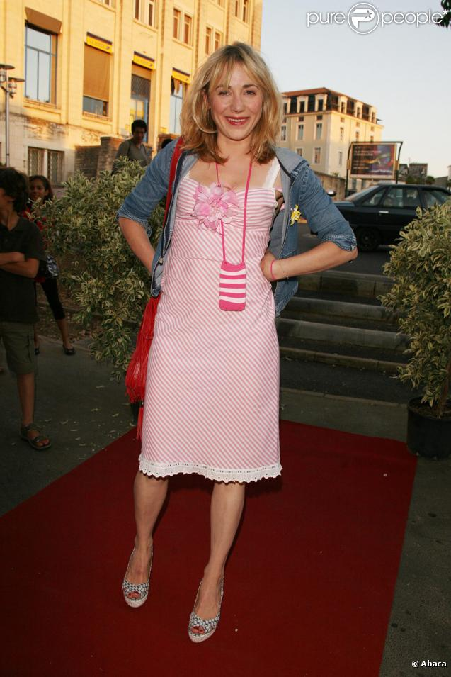 Julie Depardieu en 2009