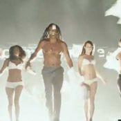 Yannick Noah : Une foule de strip-teases pour son nouveau clip !