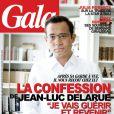 Jean-Luc Delarue en couverture de  Gala , le 22 septembre 2010