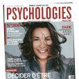 Zazie en couverture  Psychologies  magazine, octobre 2010