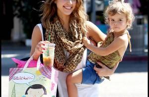Jessica Alba va faire de sa fille une vraie... Paris Hilton !