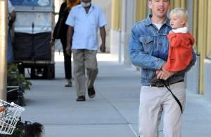 Ethan Hawke : Une virée avec sa sublime petite fille blonde !