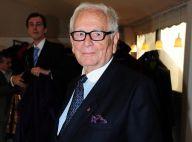 Pierre Cardin offre un festival de couleurs à Massimo Gargia !