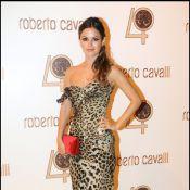 Soirée Cavalli : Rachel, Heidi, Bar s'exhibent dans les plus belles robes...
