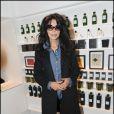 Yamina Benguigui lors de l'inauguration de la boutique de Michel Klein au 9 rue Jacob dans le 6e arrondissement de Paris le 30 septembre 2010