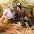 Jamel Debbouze et Didier Bourdon dans Made In Jamel, disponible le 1er décembre 2010