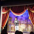 Jamel Debbouze présente son nouveau DVD,  Made in Jamel , au Comedy Club, le 1er octobre 2010