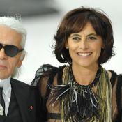 Défilé Chanel : Inès de la Fressange redevient muse du grand Karl...