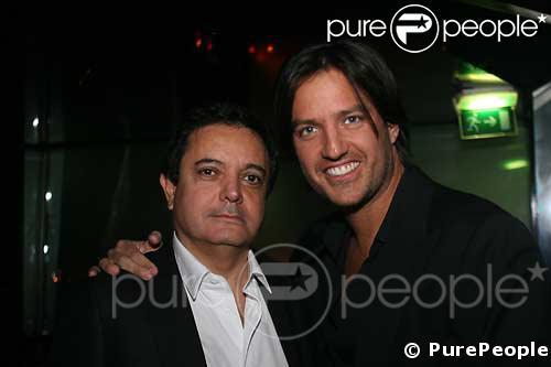 Edouard Nahum et Brian Torres à droite