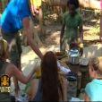 Dégustation de brunch pour les jaunes ! (Koh Lanta / 8 octobre 2010)