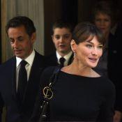 Carla Bruni n'arrive pas à la hauteur de Claire Chazal ni de Michelle Obama !