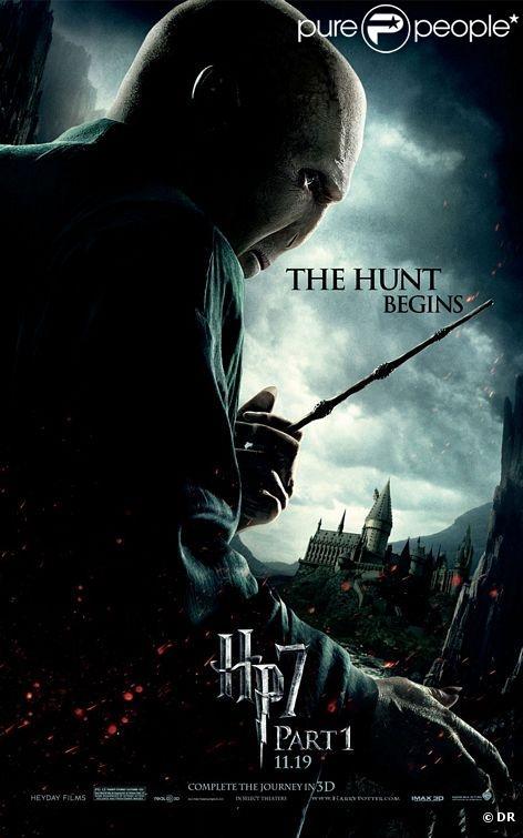 Les nouvelles affiches de Harry Potter : Voldemort, alias Bellatrix Lestrange
