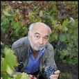 Gérard Jugnot et Firmine Richard, parrains de la Fête des Vendanges de Montmartre 2010, ont scrupuleusement respecté, samedi 9 octobre, le mot d'ordre de ce millésime : l'humour !