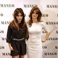 Monica et Penélope Cruz, à l'époque où elles étaient égéries de la marque Mango, 2008.