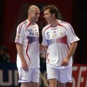 Laurent Blanc/Zinedine Zidane : Echange de bons procédés !