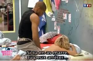Secret Story 4 : Senna offre un massage très sensuel à Stéphanie... Et Amélie ?