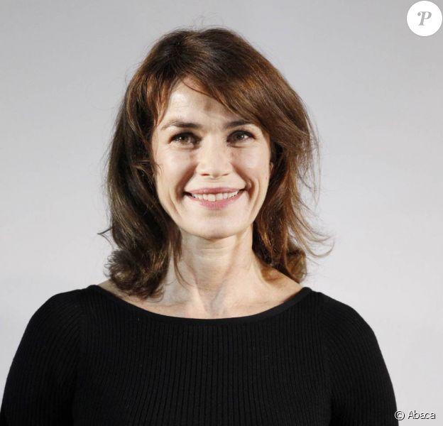 Valérie Kaprisky à l'occasion de l'ouverture du 15e Festival International des Jeunes Réalisateurs de Saint-Jean-de-Luz, le 12 octobre 2010.