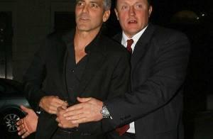 PHOTOS : George Clooney et ses amis stars s'éclatent à London