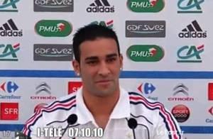 Adil Rami : Affolé par une araignée, l'international français panique !