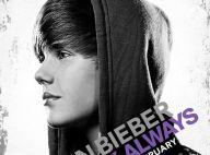 Justin Bieber : Son biopic débarque au cinéma... Découvrez l'affiche du film !