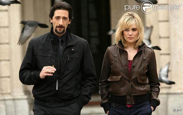 Des imges de  Giallo , de Dario Argento, un film que renie Adrien Brody.