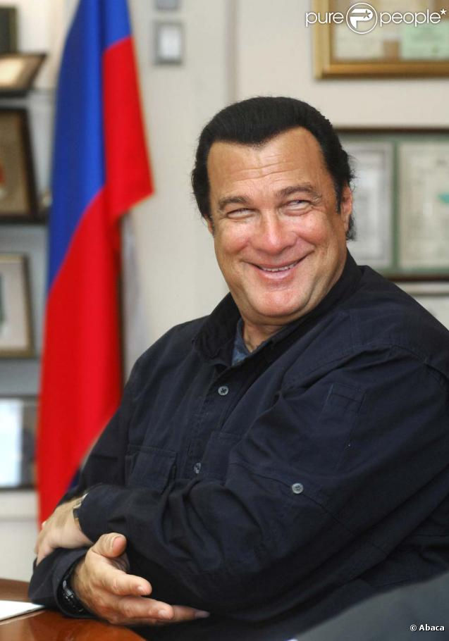 Steven Seagal - Gallery