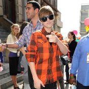 Quand Justin Bieber joue les séducteurs devant la fille d'Heather Locklear !