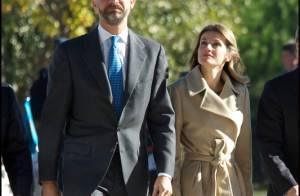 Letizia et Felipe retournent sur les bancs de la fac, mais avec classe !