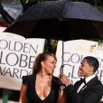 La chanteuse Mariah Carey et son mari Nick Cannon