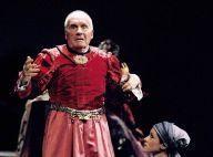 Michel Bouquet victime d'un malaise sur scène et hospitalisé...