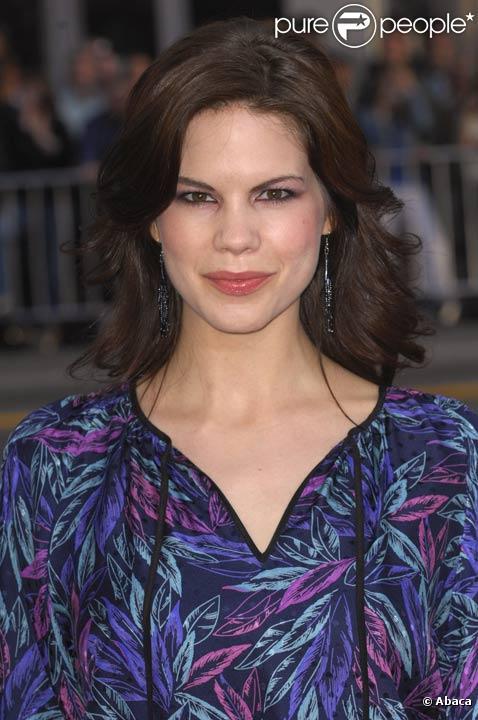 Mariana Klaveno en mai 2010 à Los Angeles