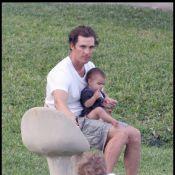 Matthew McConaughey : Avec les amours de sa vie... prendrait-il un peu de bide ?