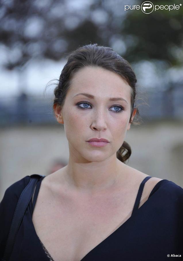 Laura Smet plantée par Gérard Depardieu pour le tournage de  Noces de Cristal.