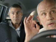 George Clooney : Découvrez-le retrouver un vieux copain, pour la pub Nespresso !