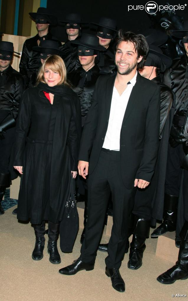 Arthur Jugnot et sa chérie Cécilia Cara