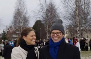 Victoria et Daniel de Suède : Accrobranche, sport... Un vrai parcours santé !