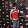 Pauley Perrette lors de la soirée Hot List organisée par TV Guide Magazine au club Drai à Hollywood le 8 novembre 2010