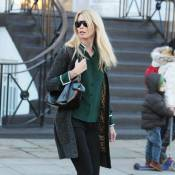 Claudia Schiffer boude la tendance et se met au vert !